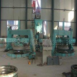 华强机械水泥管全套设备,芯模振动设备,双工位芯模振动价格,好芯模华强造。
