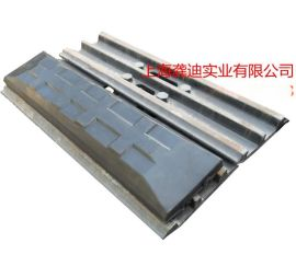 Komatsu/   pc200挖机橡胶履带板