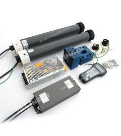 滚动灯箱控制系统广告灯箱滚轴系统