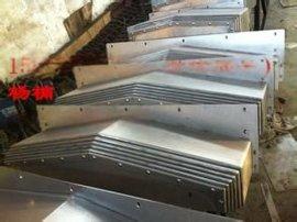 齐一机DVT400x25数控车床立柱钢板伸缩式防护罩