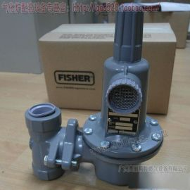 FS 627-496调压器, fisher减压阀, 【文160524】627-578燃气减压阀