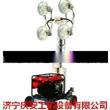 庆安工程照明车 移动升降照明车 应急抢险照明车