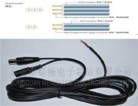 供应稳畅SPT-2W PVC电源线