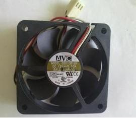 双滚珠CPU风扇 C6010B12LS