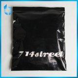 厂家定制 羊毛衫塑料自封包装袋 手提服装透明塑料PE袋定做