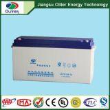 出口品質,金太陽認證12v150ah太陽能路燈系統用鉛酸蓄電池