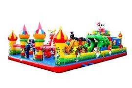 超级宝贝15-8 大型充气城堡 儿童充气蹦蹦床