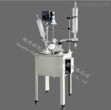 单层玻璃反应釜100L