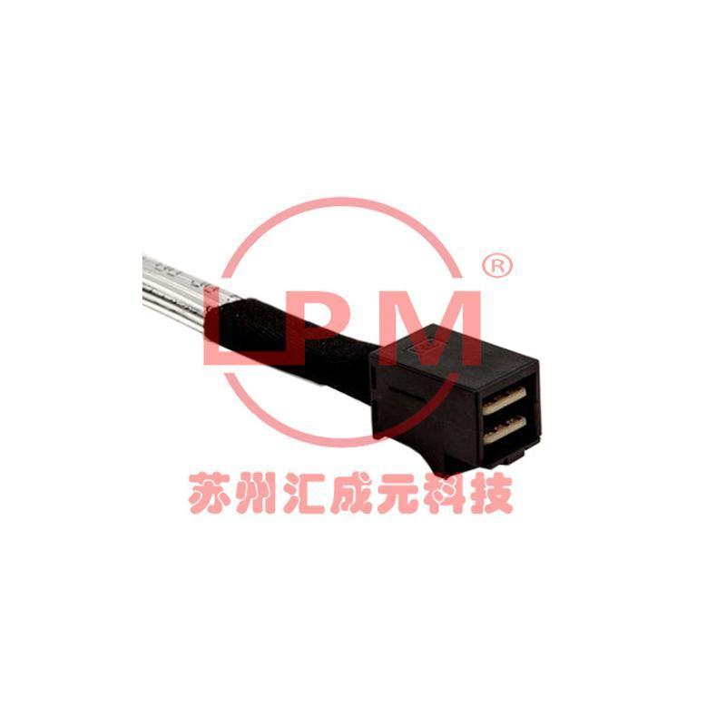 苏州汇成元供3M8US4-CB243-00-1.00SFF-8643miniSAS替代线缆组件