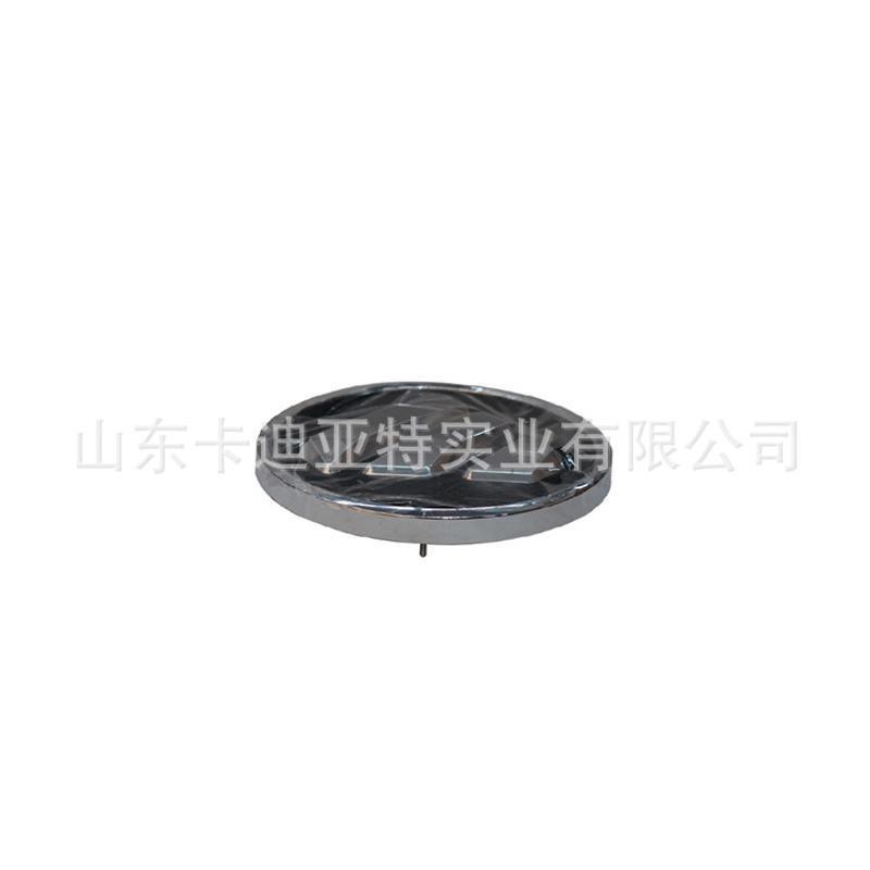 歐曼GTLETX前面板鑽石圓標 面板格柵標誌總成 FH4506011001A0圖片