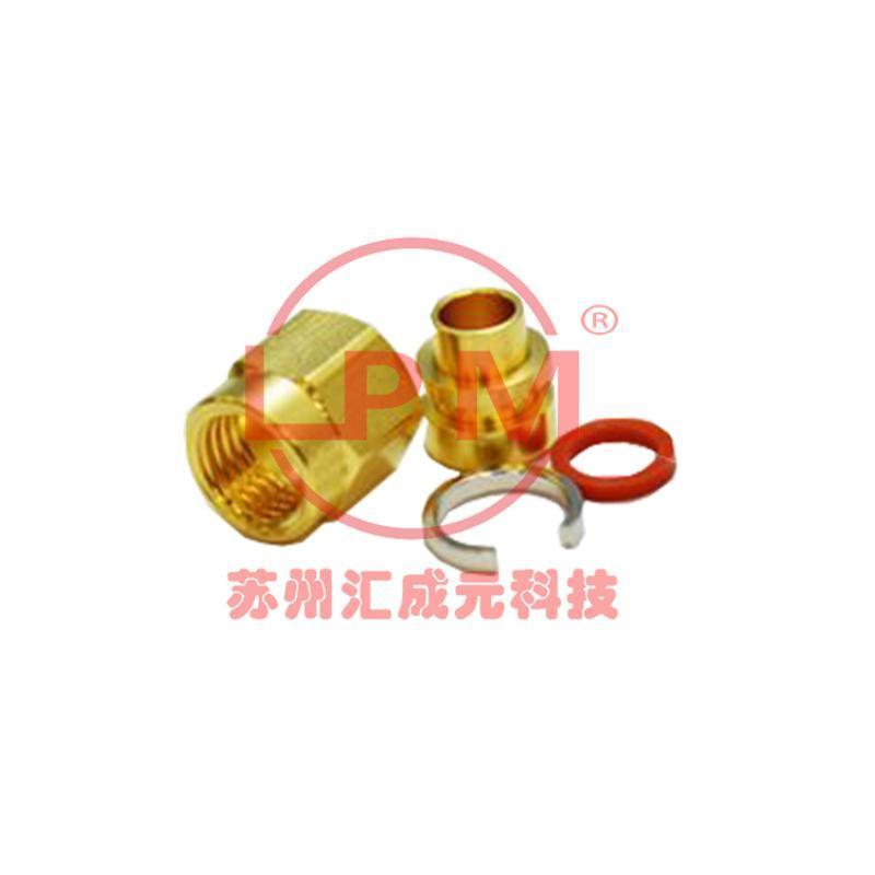 苏州汇成元供应HRS HRM-200-066PJ4BN(40) SMA系列替代品微波电缆组件