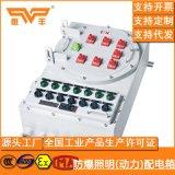 不锈钢变频器控制箱,PLC防爆变频器箱体,BXM(D)-T