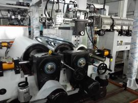 厂家直销ASA薄膜流延生产设备 ASA挤出膜复合机厂商