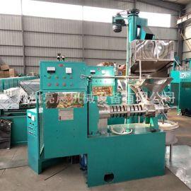 全自动冷热螺旋榨油机 可定制 大豆菜籽榨油机设备 芝麻榨油机