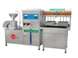 供应汇丰园品牌ZC400型彩色豆腐机