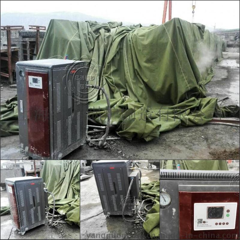 樑廠混凝土養護用電蒸汽鍋爐 蒸汽發生器