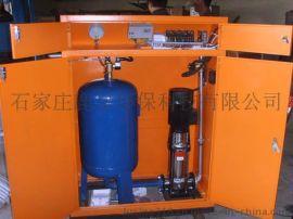 鹿星环保生产:真空脱气机