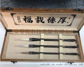 北京昌平毛笔、钢笔、礼盒、礼品激光刻字