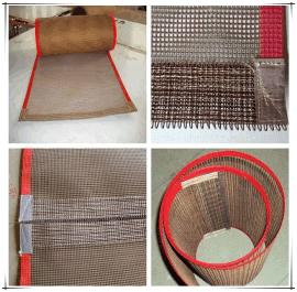 热收缩膜包装机特氟龙网带/特氟龙喷码机输送网带