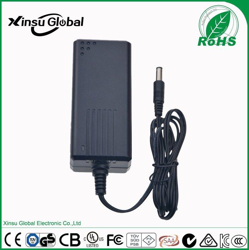12.6V3A 电池充电器 中规CCC认证 12.6V3A 电池充电器