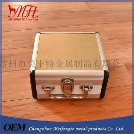 铝合金精密仪器箱 铝合金箱仪器箱医疗箱生产厂家 EVA防震垫铝箱