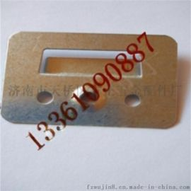 环保集成板装修安装用卡子镀锌大号卡件卡片