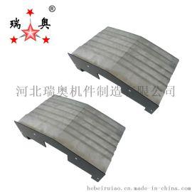 耐高温机床导轨钢板防护罩