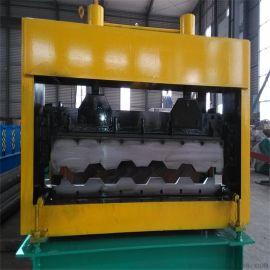 集装箱瓦楞板机 定制电脑数控压瓦机器设备