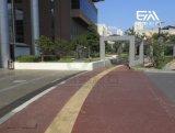 透水混凝土 彩色 地坪銷售施工