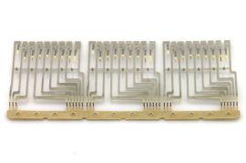 供应IC引线框架 引线端子 连续模冲压件