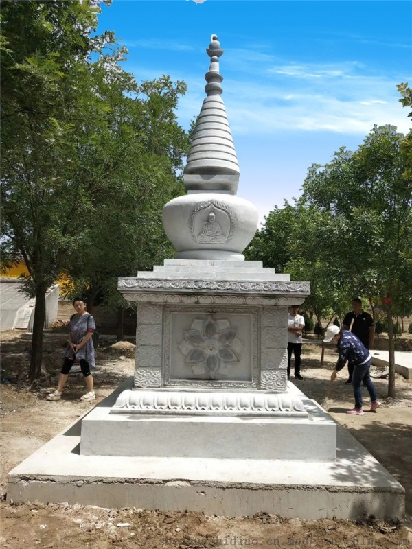 寺庙石塔、寺院佛塔、寺庙各种大小型佛塔支持定制