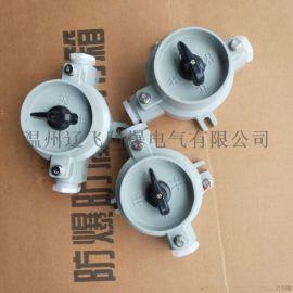 SW-10增安型防爆照明开关