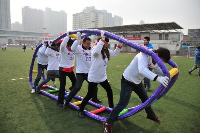 大型趣味運動會專業道具定做找鄭州貝斯特遊樂