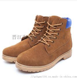 复古高邦马丁靴 晋江菲华丹特马丁靴