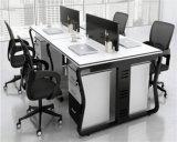 出售工位办公桌|带隔断的卡位桌|驻马店钢架式隔断工位桌