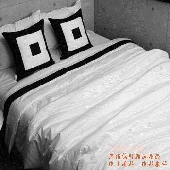 高**酒店布草酒店床上布草用品定制