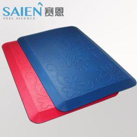 深圳厂家供应PU自结皮发泡地垫 抗疲劳地垫  聚氨酯地垫 门垫