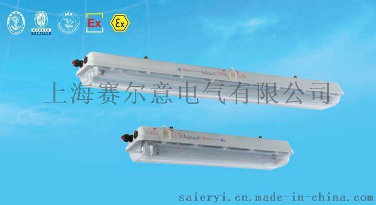 有ATEX欧盟防爆认证的防爆灯 BAY51-Q36*2防爆全塑荧光灯
