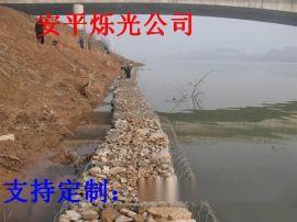 石籠網擋牆 石籠格賓賓格石籠網擋土牆