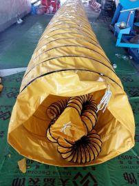 PVC伸缩排风管船舶专用伸缩风管 旋通风软管耐油耐酸碱厂家直销