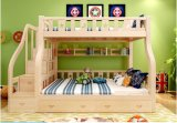 供应环保简约儿童床双层床实木高低床