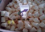定製管道清潔海綿彈/高密度海綿柱/海綿棒