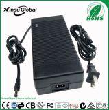 24V6A电源 XSG2406000 欧规TUV LVD CE认证 xinsuglobal VI能效 24V6A电源适配器