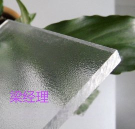 6mm耐力板  优质抗冲击耐力板   采光板