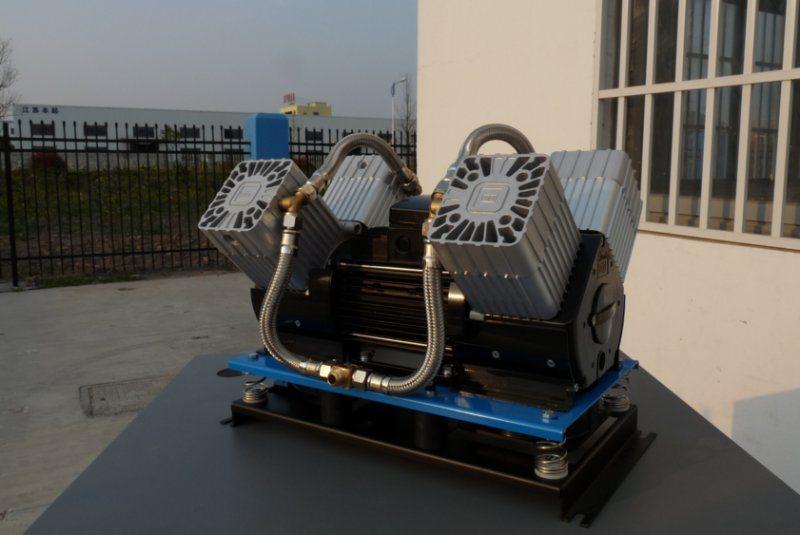 新能源车无油空压机 无油静音空压机 车载无油空压机