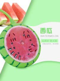 創意水果插座禮品  中國風  西瓜  獼猴桃 橙子  火龍果 草莓插座