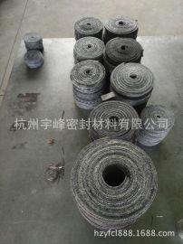 厂家供应耐磨耐高温碳素盘根 定做各种规格编织碳纤维密封材料