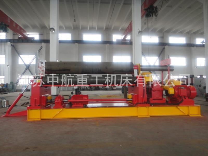 厂家直销卷板机W11中航大型机械卷板机 全新全自动机械卷板机
