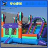 充气蹦蹦床娱乐淘气堡室外儿童大型玩具室内充气城堡滑梯气模乐园