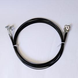 數碼產品安全繩,電子產品鋼絲防盜繩